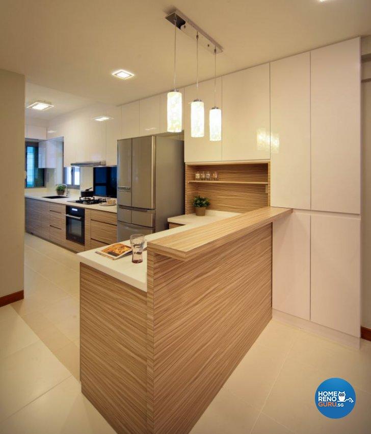 Kitchen Design Hdb: Singapore Interior Design Gallery Design Details