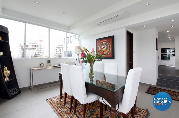 Contemporary, Modern, Scandinavian Design - Dining Room - Condominium - Design by Ideal Concept Design