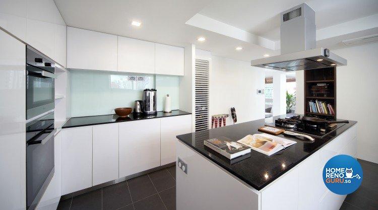 Contemporary, Modern, Scandinavian Design - Kitchen - Condominium - Design by Ideal Concept Design