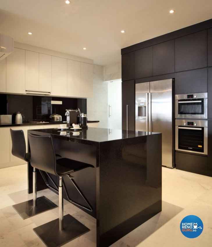 Contemporary, Minimalist, Modern Design - Kitchen - Condominium - Design by Ideal Concept Design