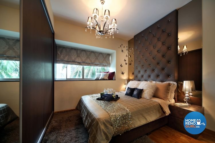 Classical, Contemporary Design - Bedroom - Condominium - Design by Ideal Concept Design