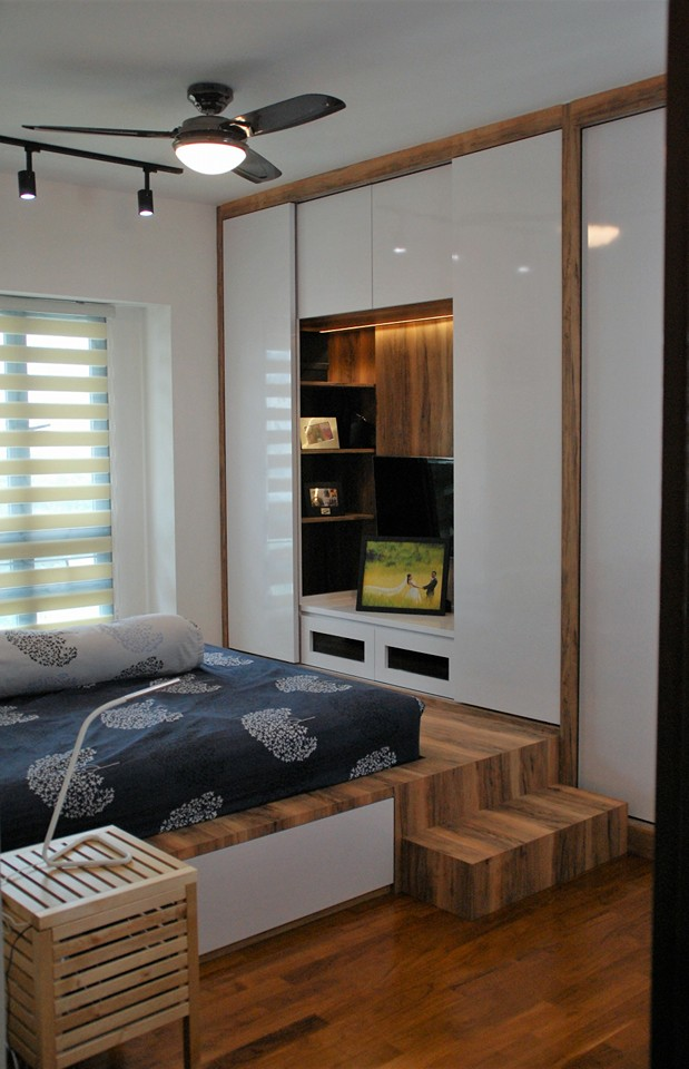 Ideal Design Interior Pte Ltd-HDB 4-Room package