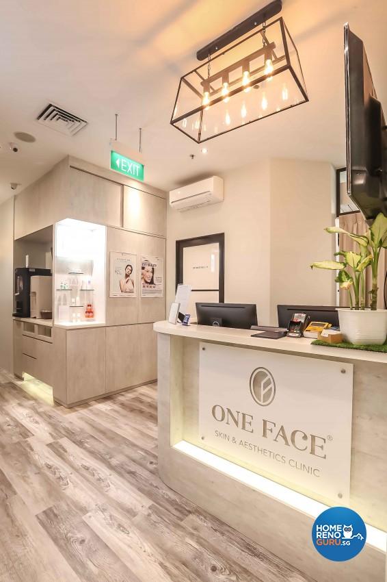 Contemporary Design - Commercial - Retail - Design by Ideal Design Interior Pte Ltd
