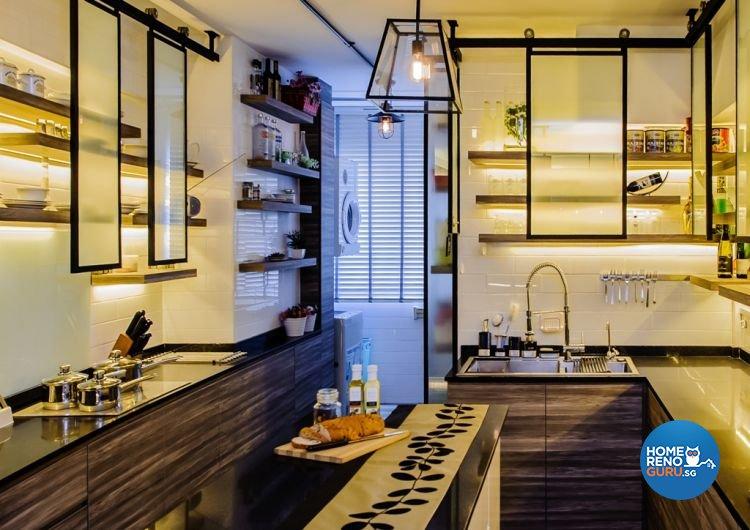 Ideal Design Interior Pte Ltd-HDB 3-Room package