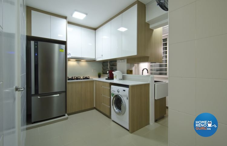 Ideal Design Interior Pte Ltd-Kitchen and Bathroom package