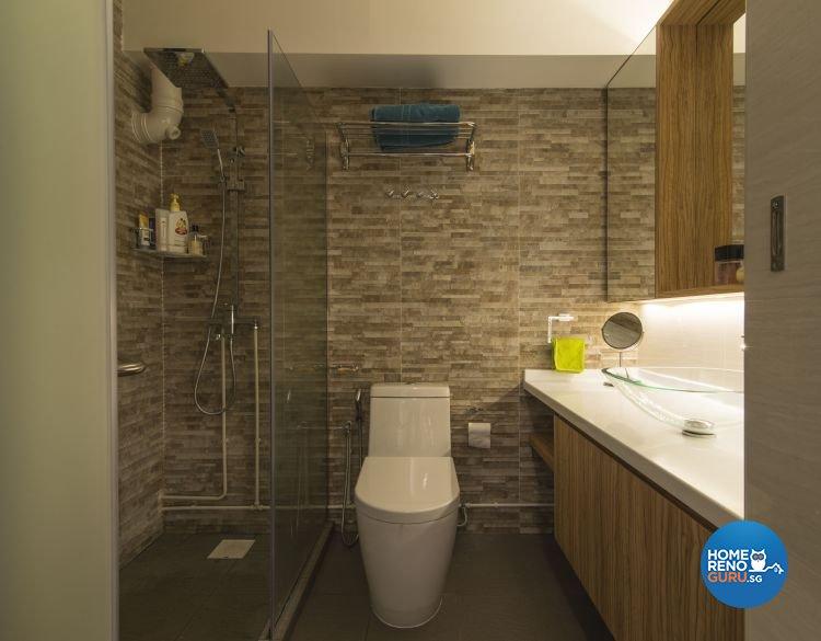 Kitchen renovation singapore bathroom renovation singapore for Bathroom design singapore