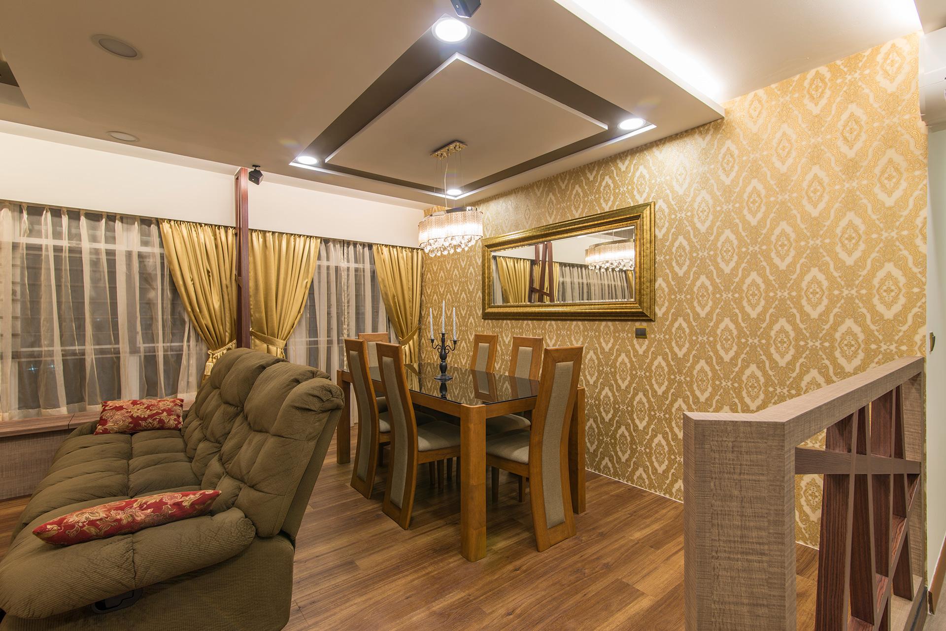 Ideal Design Interior Pte Ltd-HDB 5-Room package