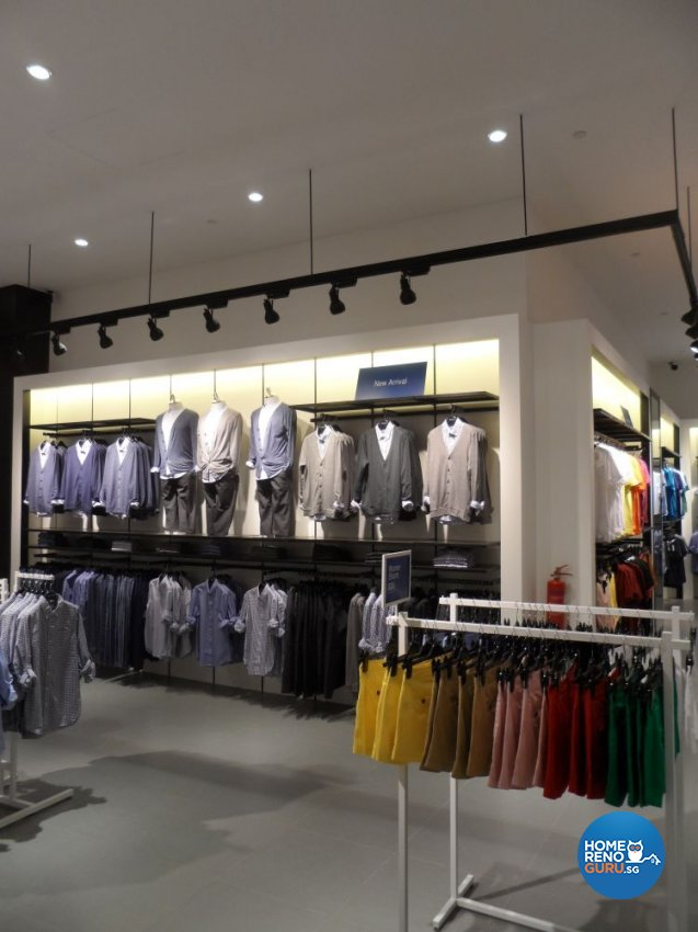 Contemporary, Modern Design - Commercial - Retail - Design by Idees Interior Design