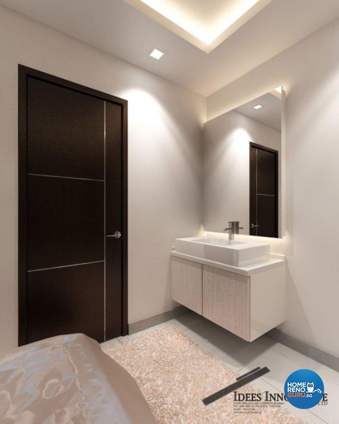 Contemporary, Modern Design - Bathroom - HDB 5 Room - Design by Idees Interior Design