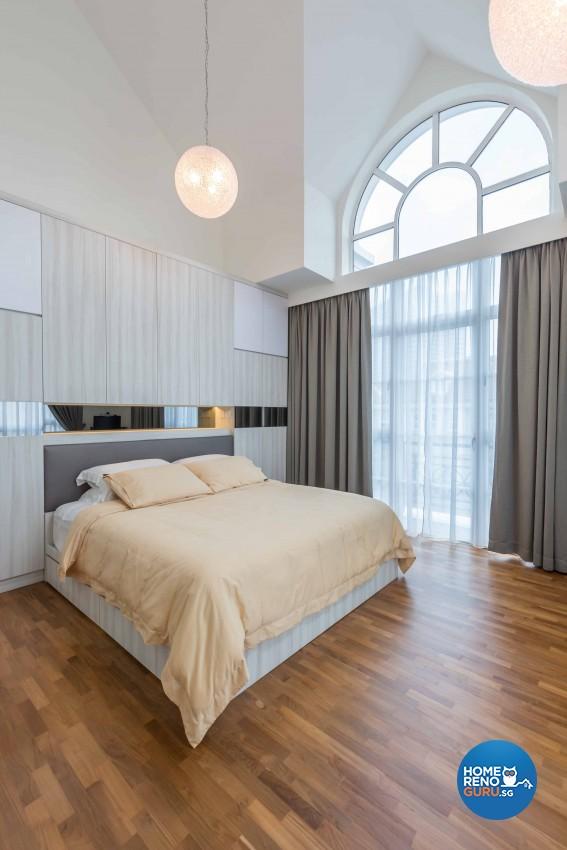 Modern Design - Bedroom - Landed House - Design by Image Creative Design Pte Ltd