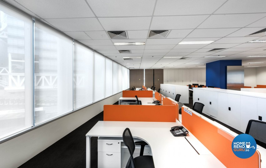 Design - Commercial - Office - Design by Image Creative Design Pte Ltd