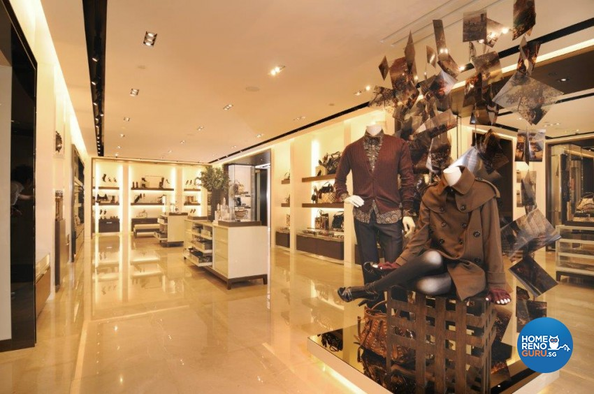 Design - Commercial - Retail - Design by Image Creative Design Pte Ltd