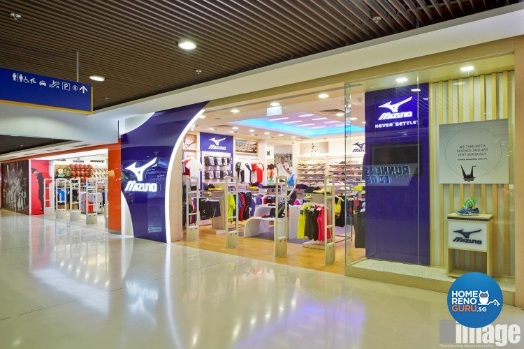 Contemporary, Modern Design - Commercial - Retail - Design by Image Creative Design Pte Ltd
