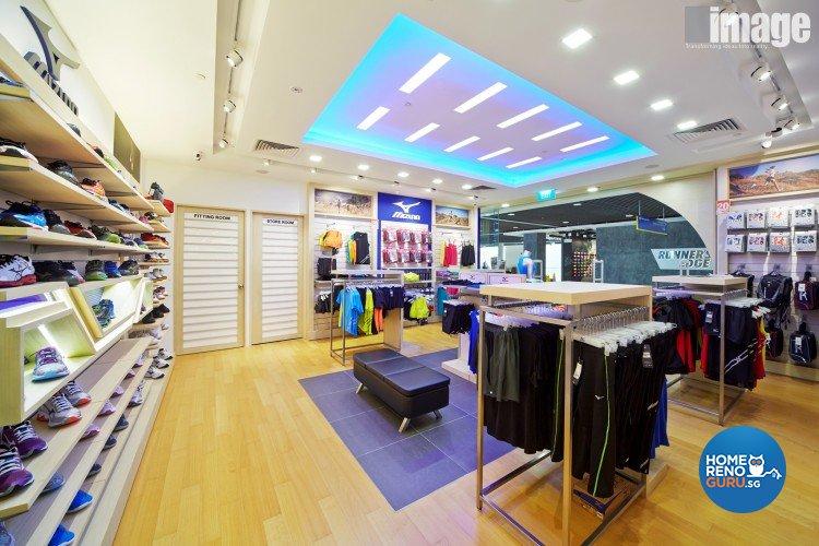 Contemporary, Modern Design - Commercial - Retail - Design by Image Creative Design Pte Ltd