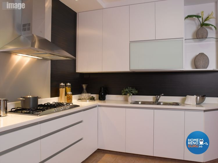 Resort, Tropical Design - Kitchen - Condominium - Design by Image Creative Design Pte Ltd