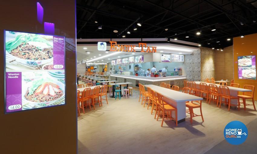 Design - Commercial - F&B - Design by Image Creative Design Pte Ltd