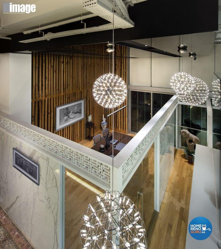 Contemporary, Modern Design - Commercial - Office - Design by Image Creative Design Pte Ltd