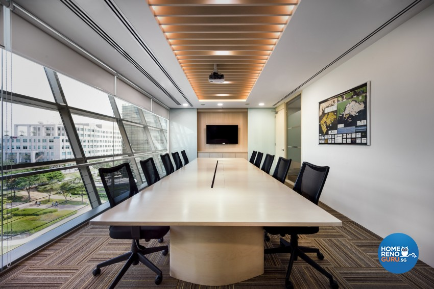 Modern Design - Commercial - Office - Design by Image Creative Design Pte Ltd