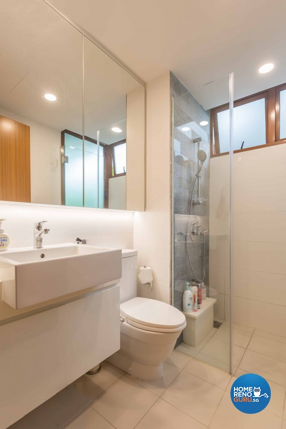 Classical, Modern Design - Bathroom - Condominium - Design by Imposed Design