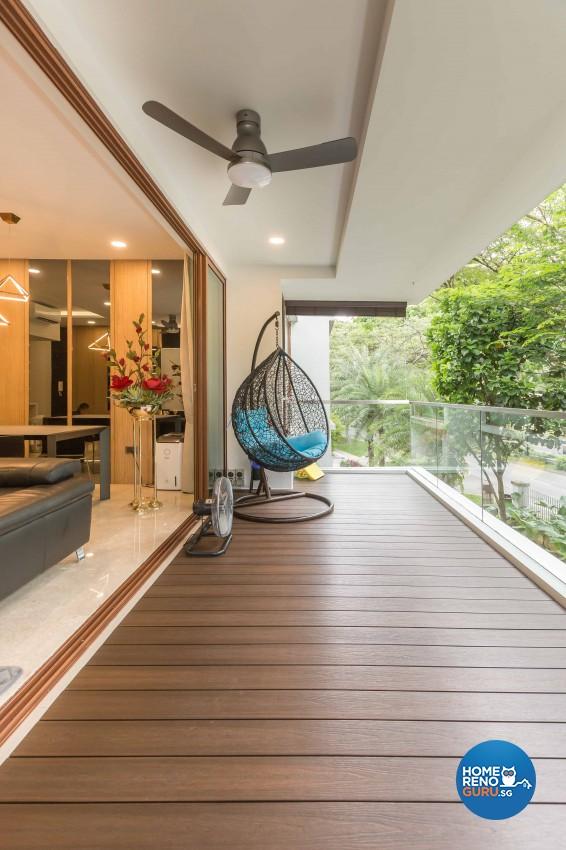 Classical, Modern Design - Living Room - Condominium - Design by Imposed Design