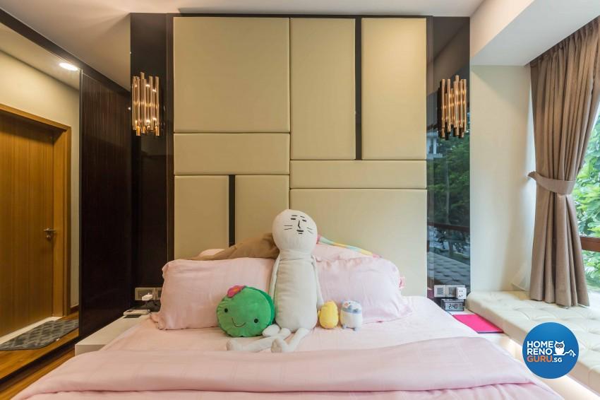 Classical, Modern Design - Bedroom - Condominium - Design by Imposed Design
