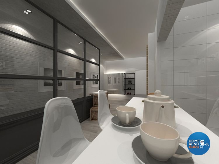Contemporary, Minimalist, Modern Design - Dining Room - Others - Design by Imposed Design