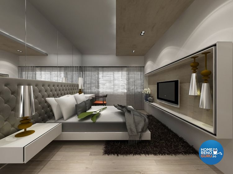Contemporary, Minimalist, Modern Design - Bedroom - Others - Design by Imposed Design