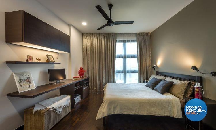 Country, Modern Design - Bedroom - Condominium - Design by Imposed Design