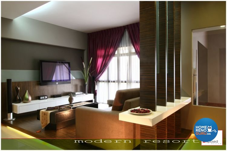 Imposed Design HDB 5 Room Package