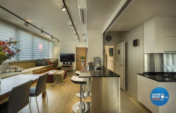 Classical, Country, Modern Design - Dining Room - Condominium - Design by Imposed Design