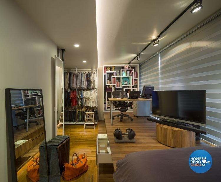 Classical, Country, Modern Design - Living Room - Condominium - Design by Imposed Design