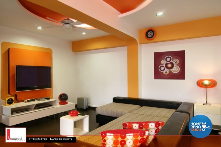 Imposed Design-HDB 5-Room package