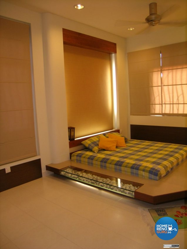 Classical, Contemporary, Modern Design - Bedroom - Landed House - Design by Impression Design Firm Pte Ltd