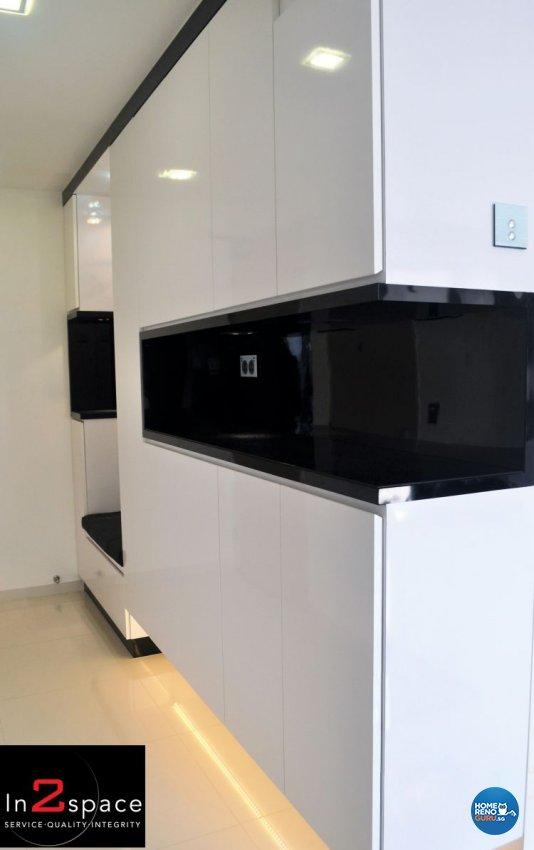 Classical, Minimalist, Modern Design - Living Room - Condominium - Design by In2Space Interior Pte Ltd