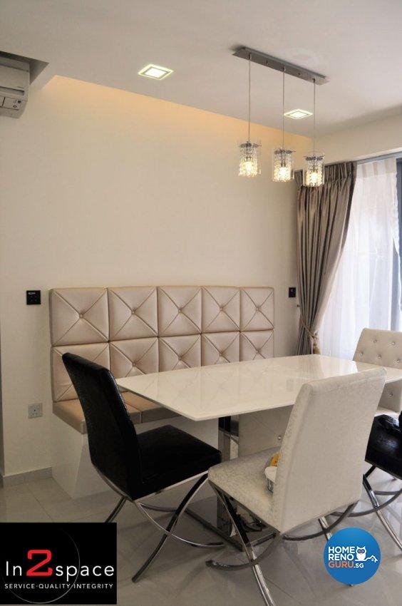 Classical, Minimalist, Modern Design - Dining Room - Condominium - Design by In2Space Interior Pte Ltd