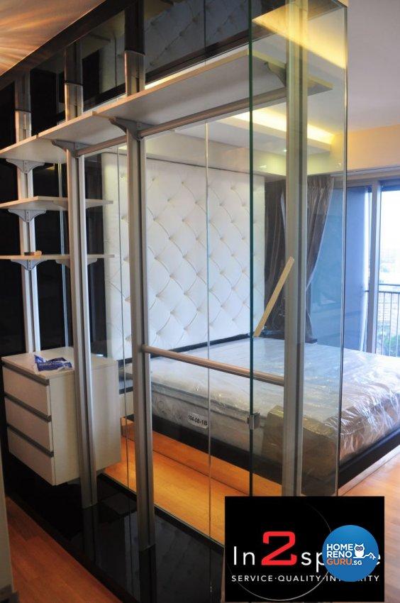 Classical, Minimalist, Modern Design - Bedroom - Condominium - Design by In2Space Interior Pte Ltd