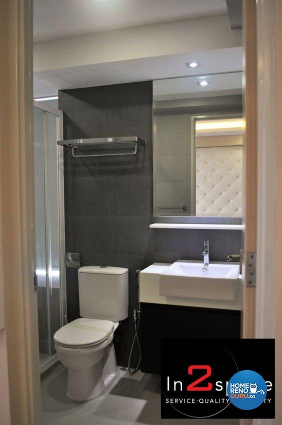Classical, Minimalist, Modern Design - Bathroom - Condominium - Design by In2Space Interior Pte Ltd