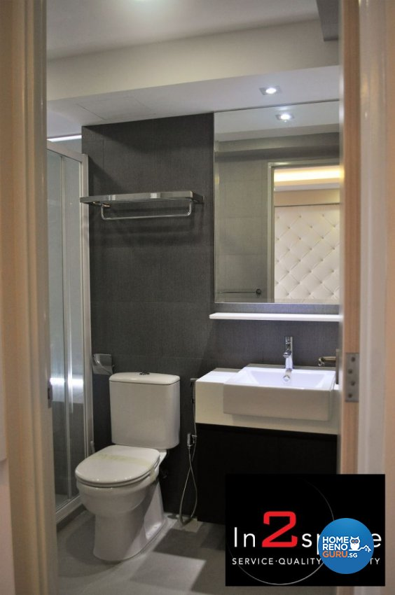 Classical, Minimalist, Modern Design - Bathroom - Condominium - Design by In2Space Interior Pte Ltd