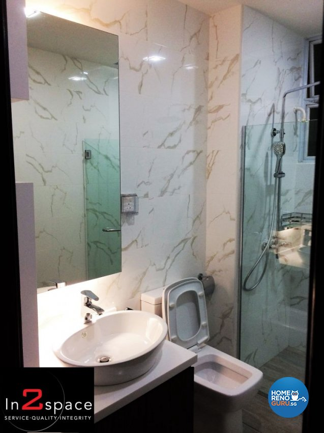 Classical, Contemporary, Modern Design - Bathroom - Condominium - Design by In2Space Interior Pte Ltd