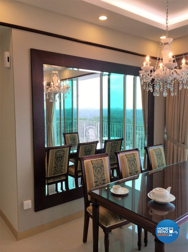 Classical, Contemporary, Modern Design - Dining Room - Condominium - Design by In2Space Interior Pte Ltd