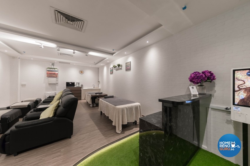 Contemporary Design - Commercial - Retail - Design by In2Space Interior Pte Ltd