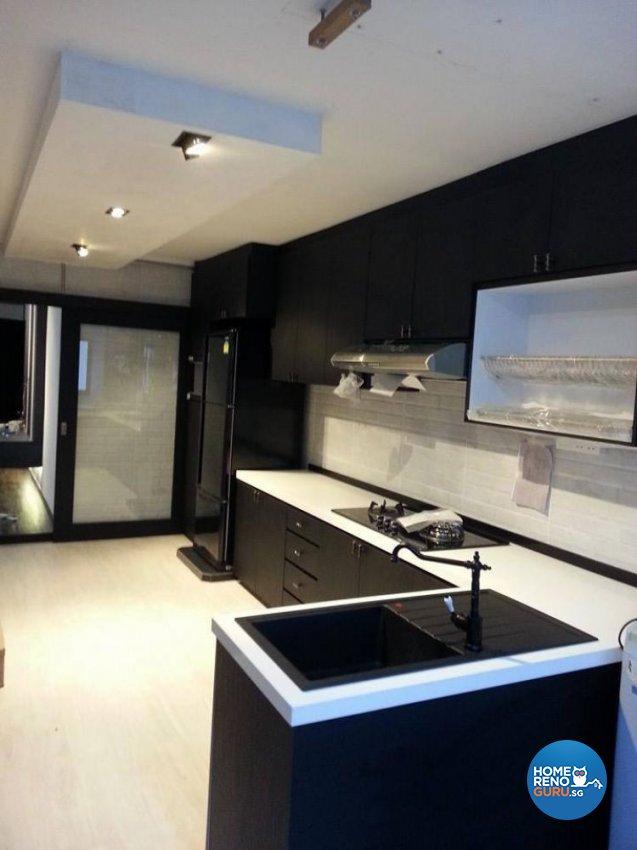 Minimalist, Modern Design - Kitchen - Others - Design by In2Space Interior Pte Ltd