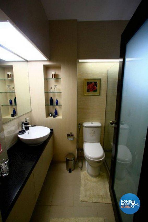 Minimalist, Modern Design - Bathroom - Others - Design by In2Space Interior Pte Ltd
