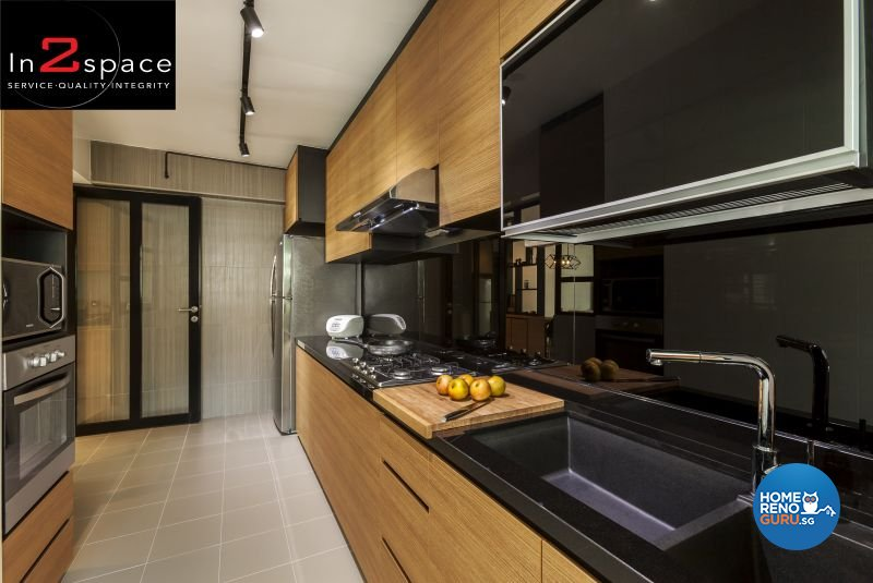 Contemporary, Modern, Scandinavian Design - Kitchen - HDB 5 Room - Design by In2Space Interior Pte Ltd