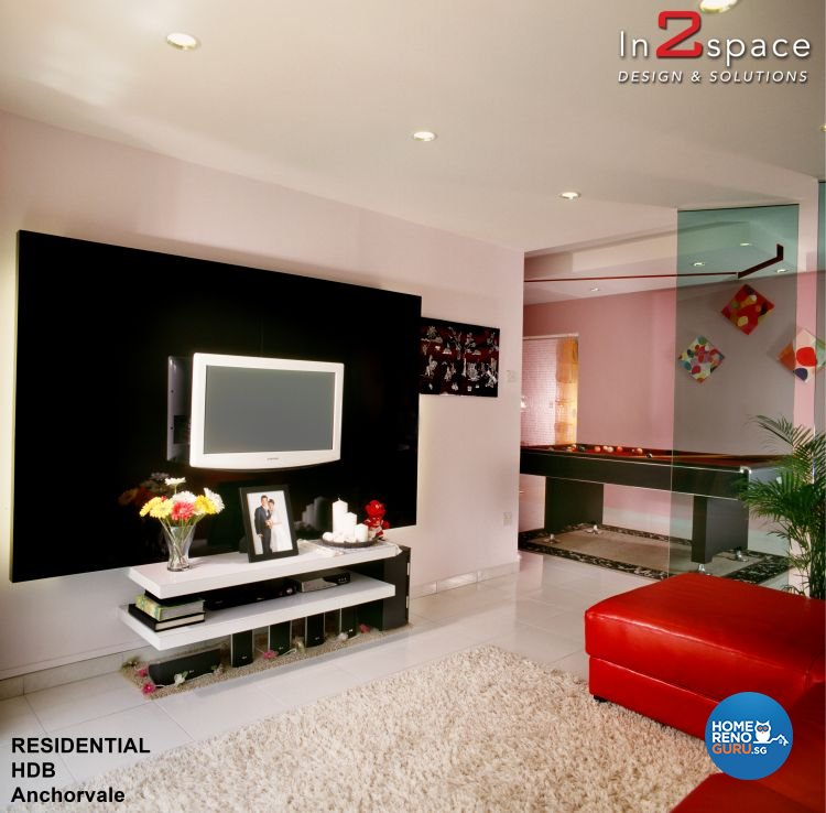 In2Space Interior Pte Ltd-HDB 4-Room package