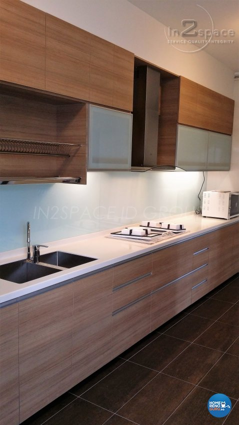 Contemporary, Modern, Scandinavian Design - Kitchen - HDB 4 Room - Design by In2Space Interior Pte Ltd