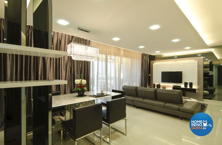 Inner View Design & Contracts Pte Ltd-HDB 3-Room package