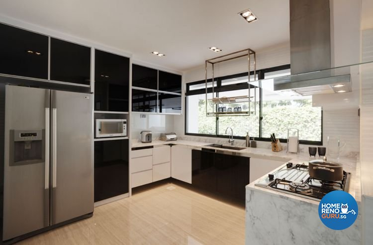 Classical, Contemporary, Modern Design - Kitchen - Condominium - Design by Inspiration Living