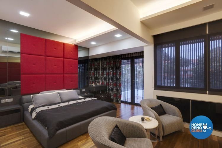 Classical, Contemporary, Modern Design - Bedroom - Condominium - Design by Inspiration Living