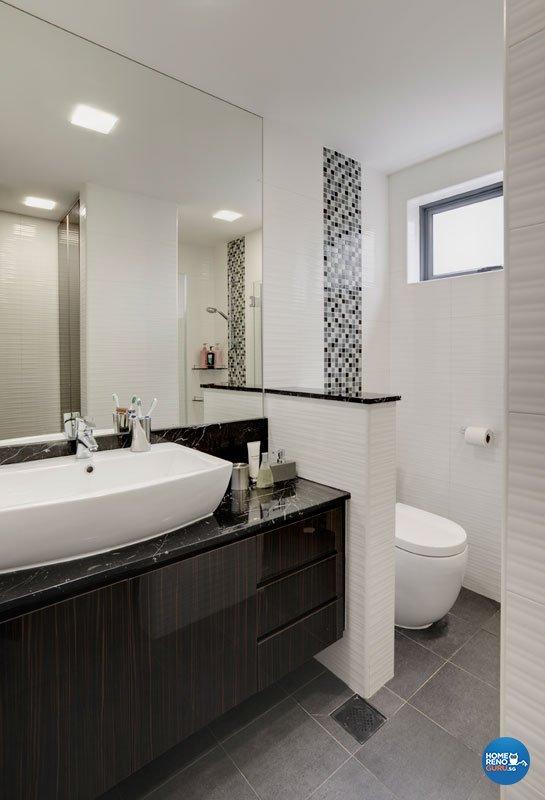 Classical, Contemporary, Modern Design - Bathroom - Condominium - Design by Inspiration Living